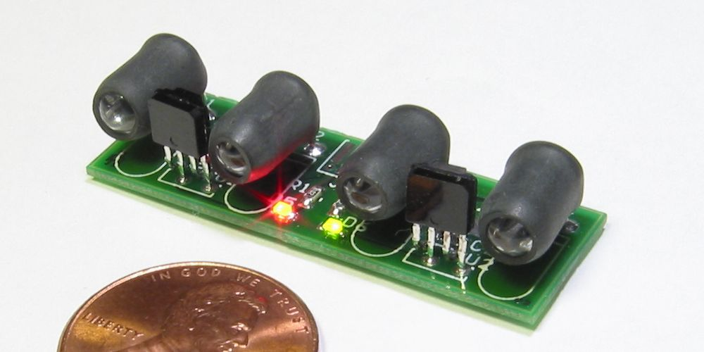 BittyBot Products -- 2-Way Object Sensor